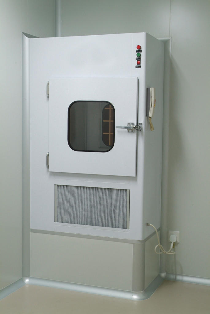 HAOAIRTECH pass through box with baked painting for hvac system