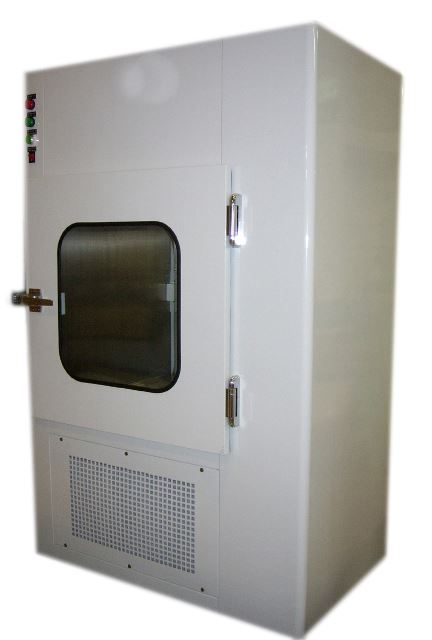 pass box with air shower OLD
