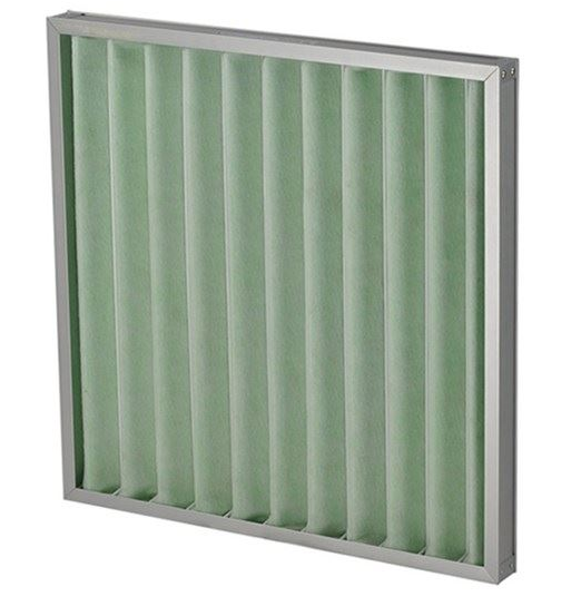 Primary Efficiency Aluminum Frame Air Filter