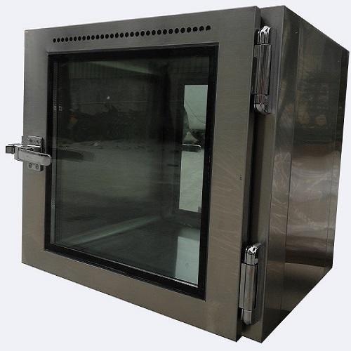 Cleanroom SUS304 Pass Box Transfer Through Window