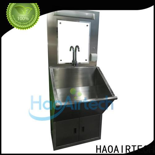 HAOAIRTECH medical surgical scrub sink manufacturer online