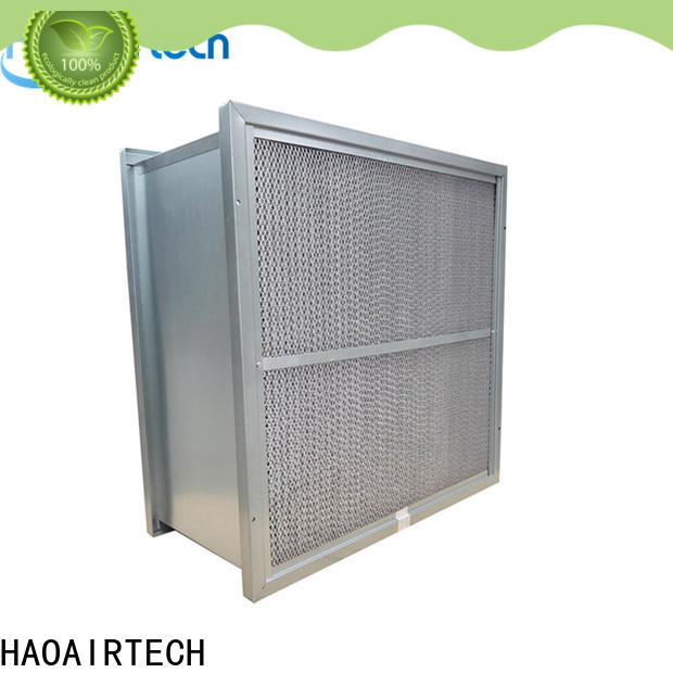 v cell v cell rigid filter with big air volume for industry