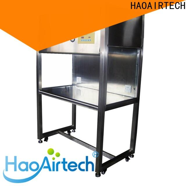 HAOAIRTECH flow hood workstation for clean room