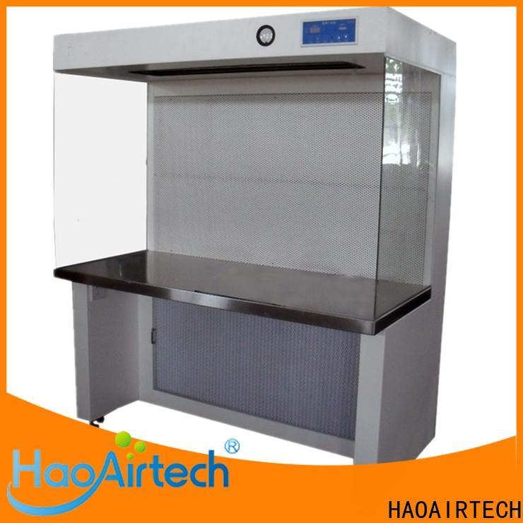 HAOAIRTECH laminar hood for biology horizontal