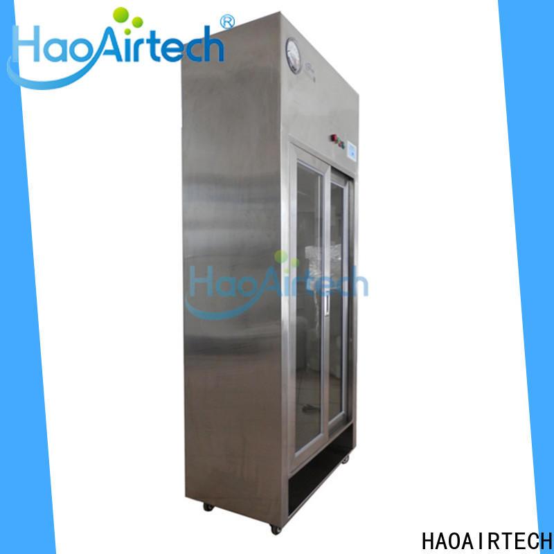 HAOAIRTECH flow garment storage cabinet maker wholesale