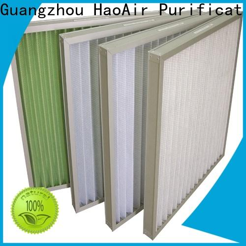 primary pleated filter manufacturer for central air conditioning and centralized ventilation system