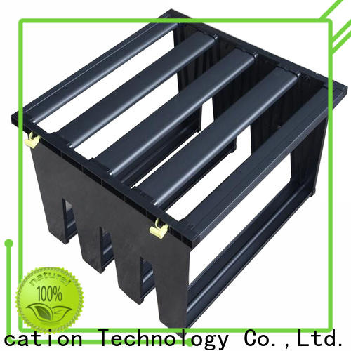 HAOAIRTECH high efficiency Air filter media supplier for the v type hepa air filter