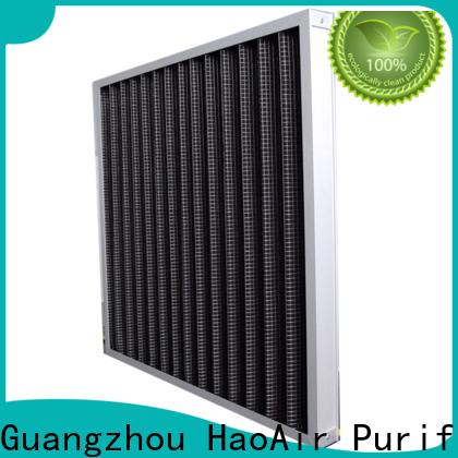 HAOAIRTECH air purifier filter maker for air odor