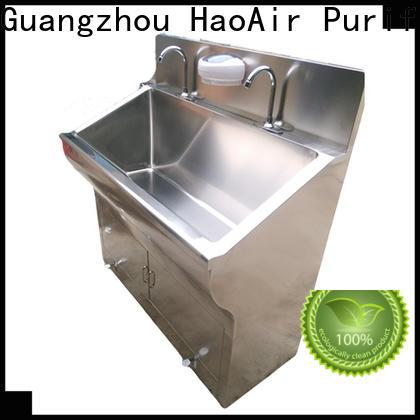 HAOAIRTECH medical hand washing sink manufacturer online