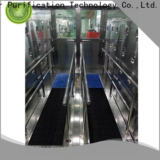 HAOAIRTECH shoe sole cleaner maker for cleanroom air shower