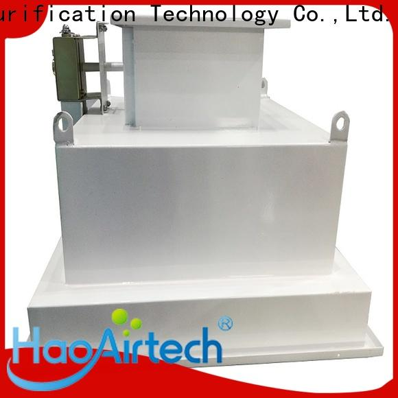 HAOAIRTECH hepa filter module units for clean room cell