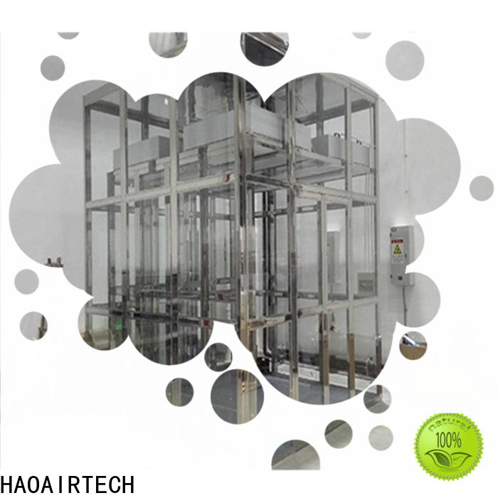 HAOAIRTECH portable clean room construction enclosures online