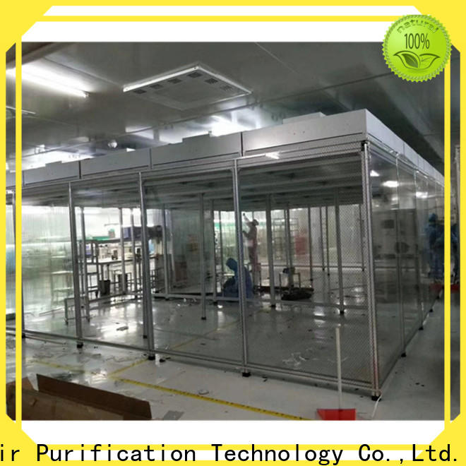 HAOAIRTECH clean room design with constant temperature and humidity controlled online