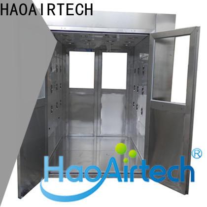 sus air shower manufacturer channel for forklift