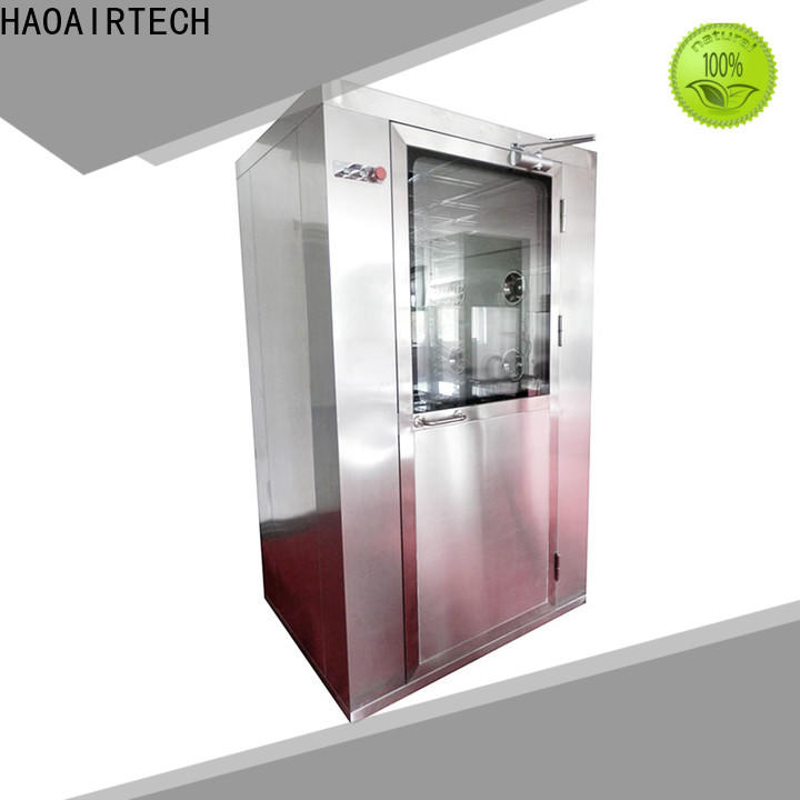 HAOAIRTECH shower air with three side blowing for ten person