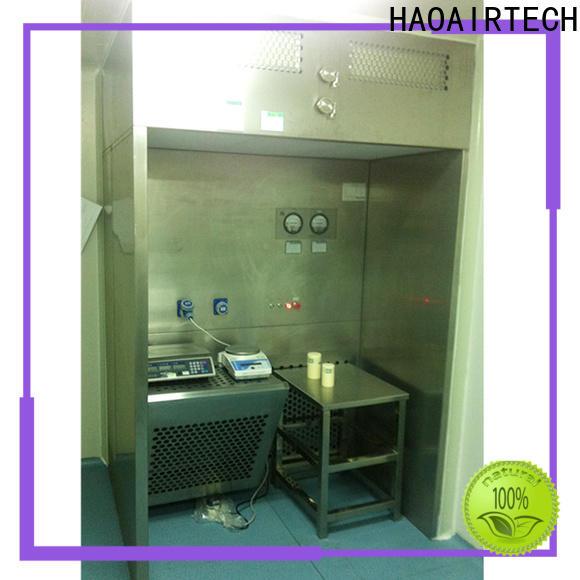 negative pressure dispensing booth gmp modular design for pharmacon
