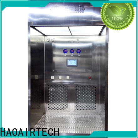HAOAIRTECH powder dispensing booth manufacturer for pharmacon