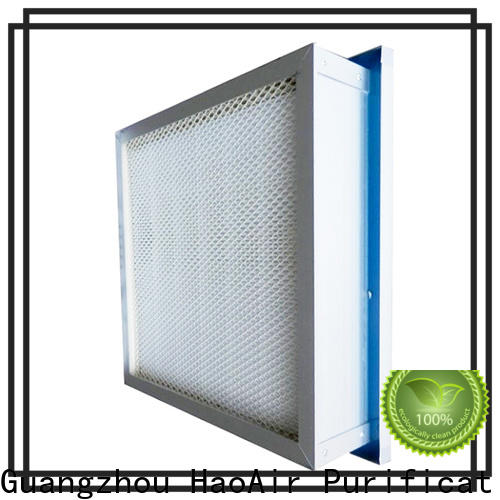 absolute air purifiers hepa filter with hood for dust colletor hospital