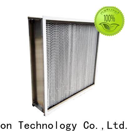professional high temperature filter manufacturer for prefiltration
