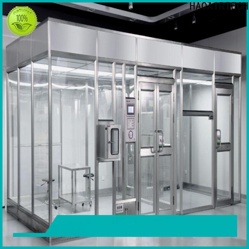capsule softwall softwall cleanroom with constant temperature and humidity controlled for semiconductor factory