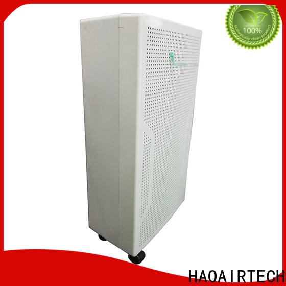 HAOAIRTECH gas chemical filter with granular carbon online