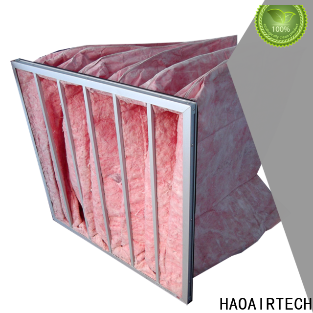 HAOAIRTECH pocket filter manufacturer for pharmaceuticals