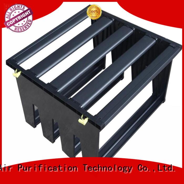 v cell Air filter frame manufacturer for the v type hepa air filter