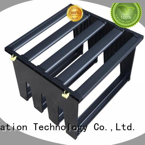 v cell Air filter frame manufacturer for secondary v bank air filter