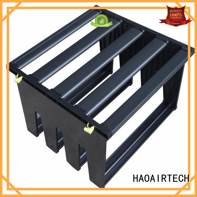 high efficiency Air filter media manufacturer for secondary v bank air filter