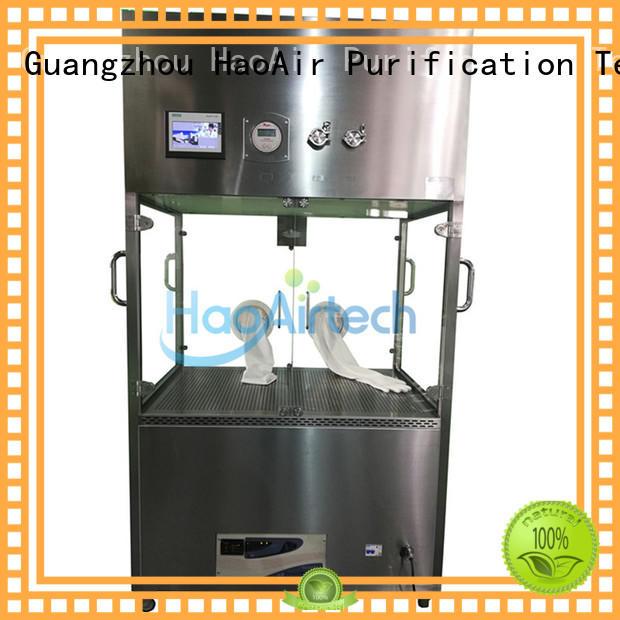 HAOAIRTECH laminar flow transport cart supplier wholesale