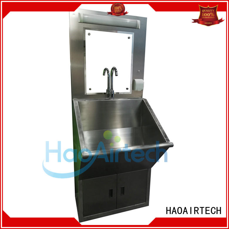 high efficiency hand washing sink with mirror wholesale